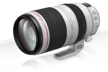 Objectif photo EF 100-400mm f/4,5-5,6 L IS II USM Canon
