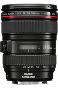 Objectif photo Canon EF 24-105mm f/4L IS USM