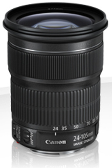 Objectif photo EF 24-105mm f/3,5-5,6 IS STM Canon