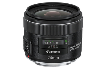 Objectif photo EF 24mm f/2.8 IS USM Canon