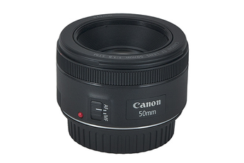 Canon Objectif photo Canon EF 50MM F/1.8 STM