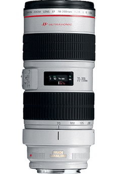 Objectif photo EF 70-200mm f/2.8L IS II USM Canon