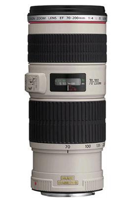 CANON Zoom et Filtres pour APN 1258B005