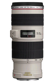 Objectif photo EF 70-200mm f/4L IS USM Canon