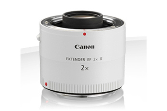 Objectif photo EXTENDER EF 2X III Canon