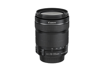 Objectif photo EF-S 18-135mm f/3.5-5.6 IS STM Canon