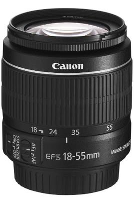 Canon EF-S objectif à zoom - 18 mm - 55 mm