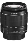 Canon EF-S18-55MM F 3.5 - 5.6