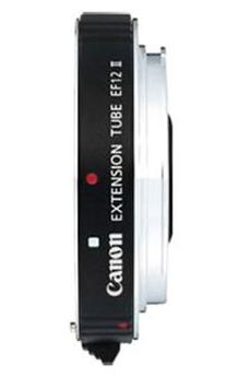 Complément optique photo et caméra Canon Tube allonge EF 12...