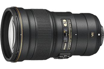Objectif photo AF-S NIKKOR 300MM F/4E PF ED VR Nikon