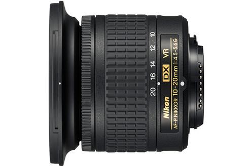 Objectif photo AF-P DX NIKKOR 10-20mm f4.5-5.6G VR Nikon
