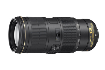 Objectif photo AF-S NIKKOR 70-200mm f/4G ED VR Nikon