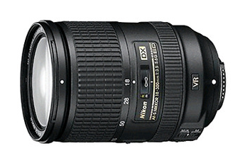 Objectif photo AF-S DX NIKKOR 18-300mm f/3.5-5.6G ED VR Nikon