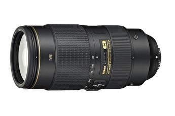 AF VR 80-400mm f/4.5-5.6D ED