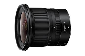 Objectif zoom Nikon NIKKOR Z 14-30mm f/4 S