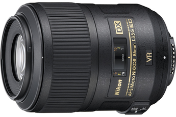 Objectif photo AF-S 85MM F/3.5 VR Nikon