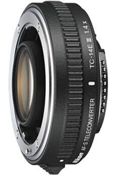 Objectif photo Téléconvertisseur AF-S TC-14E III Nikon