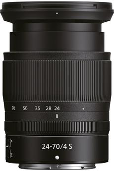 Objectif zoom Nikon Z 24-70mm f/4 S