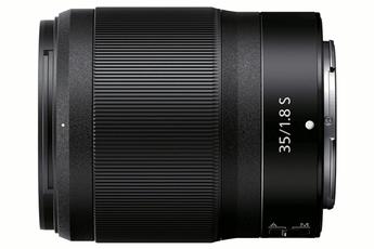 Objectif à Focale fixe Nikon Z 35mm f/1.8 S
