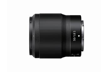 Objectif à Focale fixe Nikon Z 50mm f/1.8 S