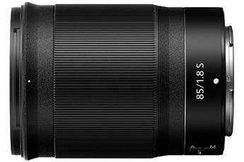 Objectif à Focale fixe Nikon Z 85mm f/1.8 S