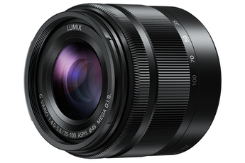 Objectif photo 35-100 MM F/4,0-5,6 ASPH O.I.S Panasonic