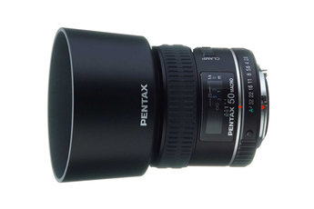 Objectif photo smc D-FA 50 mm f/2.8 Macro Pentax