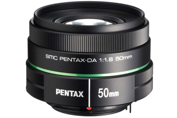 Objectif photo smc DA 50mm F/1.8 Pentax