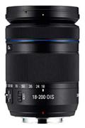 Samsung NX 18-200 mm f/3,5-6,3 OIS i-Function (EX-L18200MB)