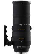 Sigma APO 150-500mm F5-6.3 DG OS HSM pour Canon