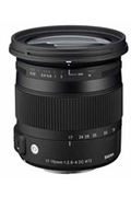 Sigma 17-70mm f2.8-4 DC MACRO OS HSM Contemporary pour Canon