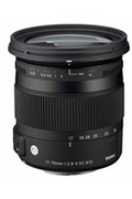 Sigma 17-70mm f2.8-4 DC MACRO OS HSM Contemporary pour Sony