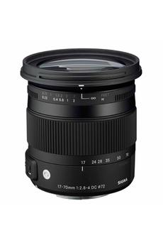 17-70 mm f/2 8 - 4 DC  Macro OS HSM Sony