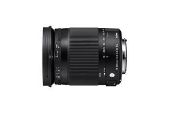 Objectif photo 18-300 mm F3.5-6.3 DC Macro OS HSM Nikon Sigma