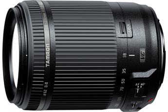 Objectif photo 18-200mm F/3.5-6.3 Di II VC CANON Tamron.