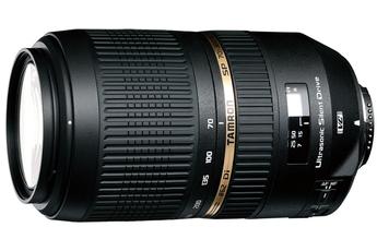 Objectif photo SP 70-300MM F/4-5.6 Di VC USD CANON Tamron.