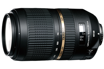 Objectif photo SP 70-300mm F/4-5.6 Di VC USD NIKON Tamron.