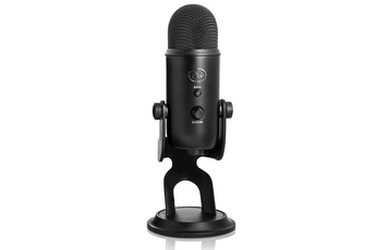 Microphone YETI BLACKOUT Blue Microphones