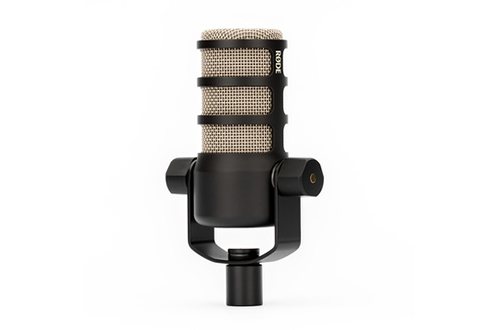 Micro Podcasting  RODE PODMIC