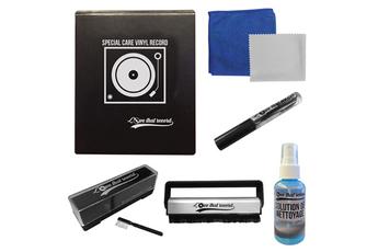 Accessoires audio Love That Record Kit de Nettoyage Premium 6 en 1