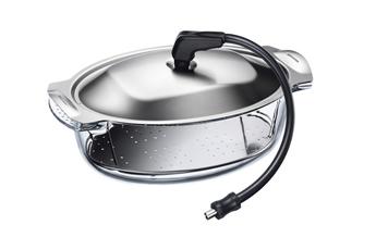 Accessoire cuisinière et plaque de cuisson Electrolux Cocotte vapeur