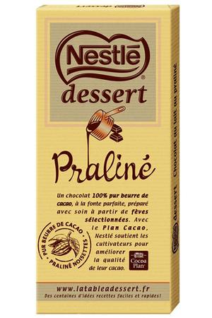 Ustensile De Cuisine Tefal Chocolat Nestle Lot De 3 Tablettes