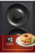 Tefal PLAQUES SNACK COLLECTION BAGELS photo 2