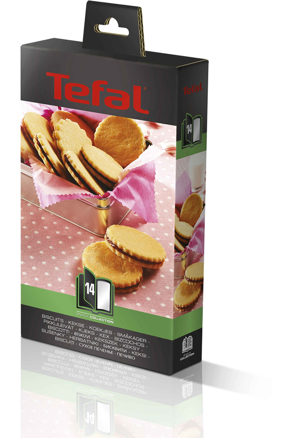 accessoire cuisson tefal plaques snack collection biscuits. Black Bedroom Furniture Sets. Home Design Ideas