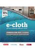 E-cloth KIT SURFACES INOX photo 2