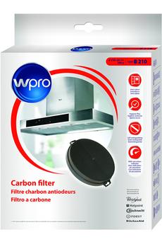 Filtre de hotte anti odeurs CHF210 1 Wpro