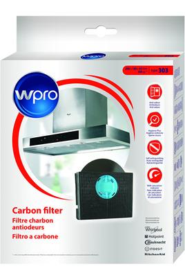 Filtre de hotte anti odeurs Wpro FILTRE CHF 303/1