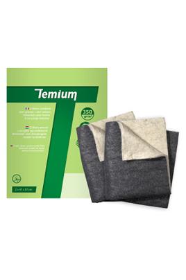 Filtre de hotte anti graisse Temium UNIVERSEL LIN TEMC35 Filtres universels