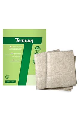 Filtre de hotte anti graisse Temium UNIVERSEL LIN TEMG33 Filtres universels