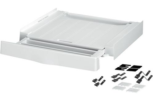 Compatible avec les appareils Whirlpool Suprëme Care Gain de place Avec tablette coulissante Facile d'installation: Sécurité et stabilité